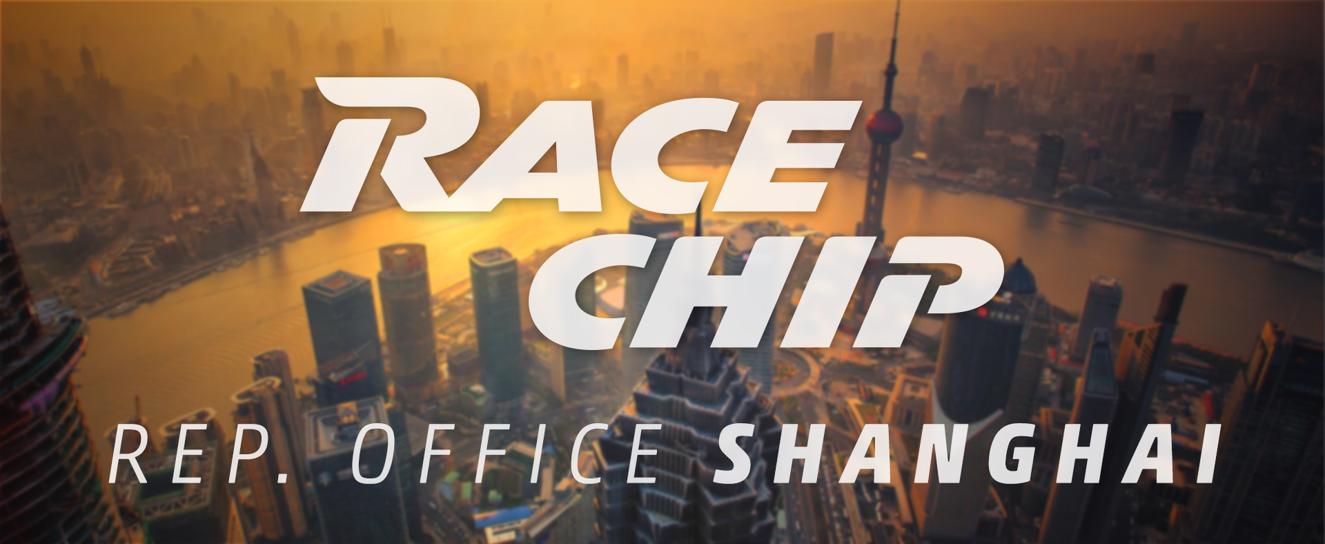 RaceChip Rep. Office in Shanghai