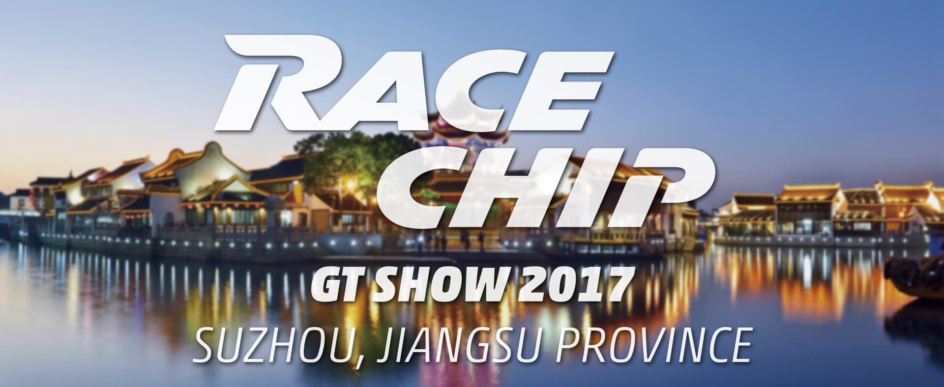 RaceChip at the GT Show in China